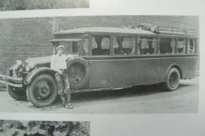 The Fayetteville- Greensboro Bus, 1931