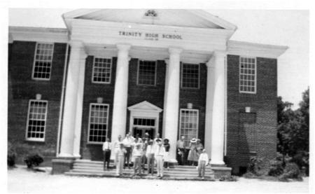 Trinity School, built 1924.