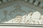 The Face in the Pediment