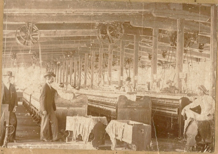 Randolph Mfg. Co. Interior