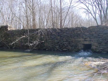 Caraway Creek Dam