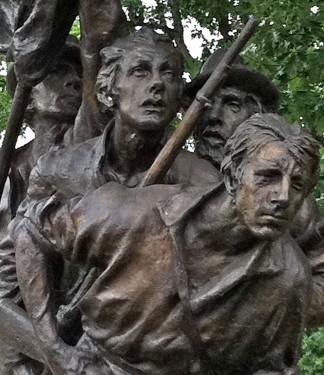 NC Monument Gettysburg