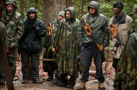 Pineland Resistance, Fayetteville Observer photo
