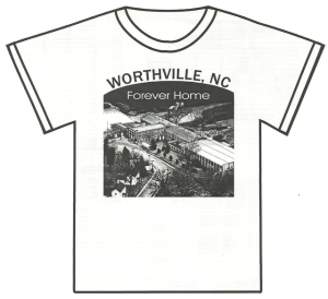 From the announcement of the annual Worthville Reunion, to be held May 3, 2014, in the  Courier-Tribune, 5 April 2014.