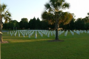 The Florence National Cemetery