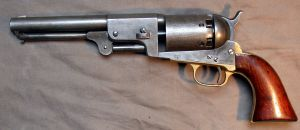 Colt Dragoon Cavalry Revolver, Model 1848.