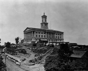 Nashville TN State Capitol 1864