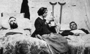 Nurse Annie Bell, Nashville hospital matron