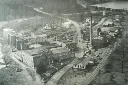 Upper Mill before 1946 (no laboratory, b. 1946)