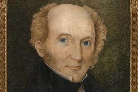 President Martin van Buren, 1837