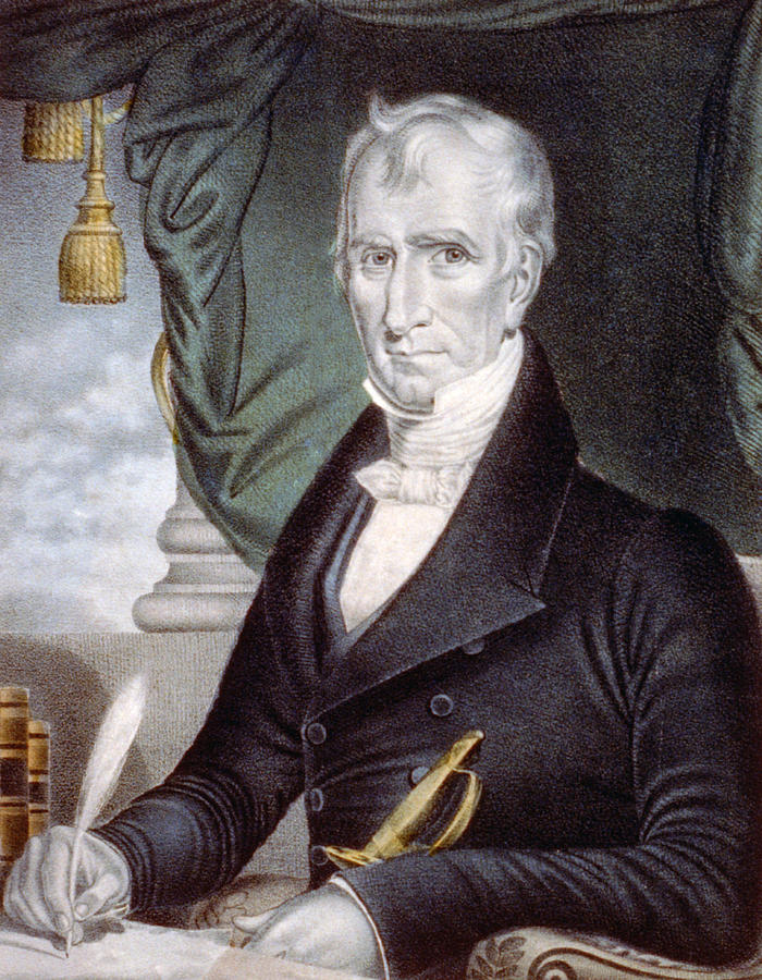 william harrison William henry harrison, an american military officer and politician, was the ninth president of the united states (1841), the oldest president to be elected at the time.