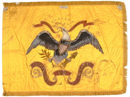 Regimental Flag 2nd Cavalry