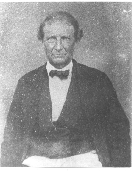 George Makepeace circa 1850