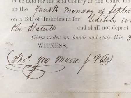 Government Notes On The History Of Randolph County Nc