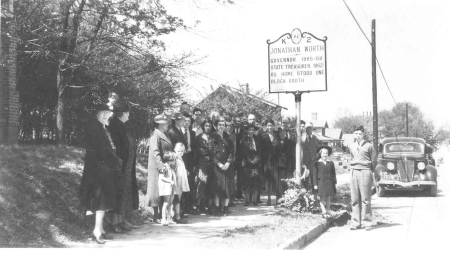 Asheboro | Notes on the History of Randolph County, NC