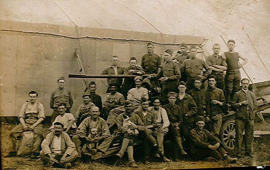 Ralph Whatley 1st MM Brigade