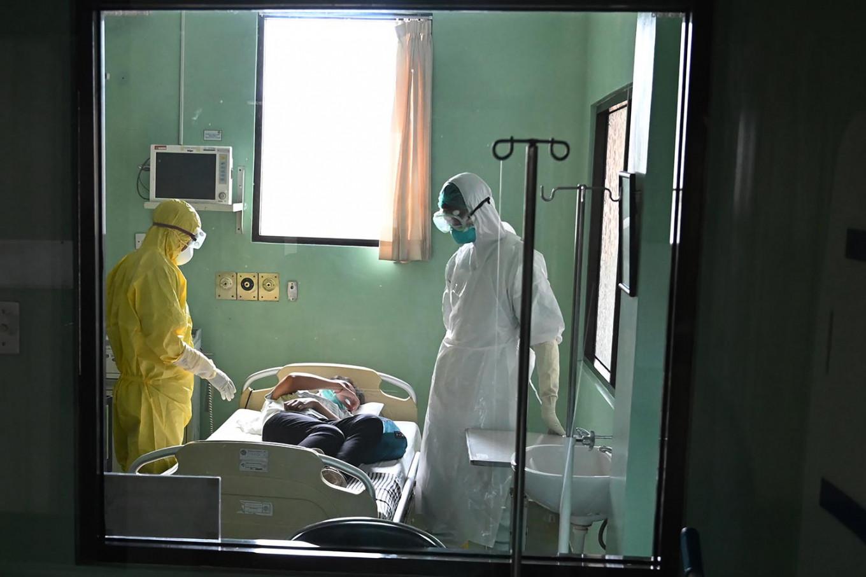 Pest House patient
