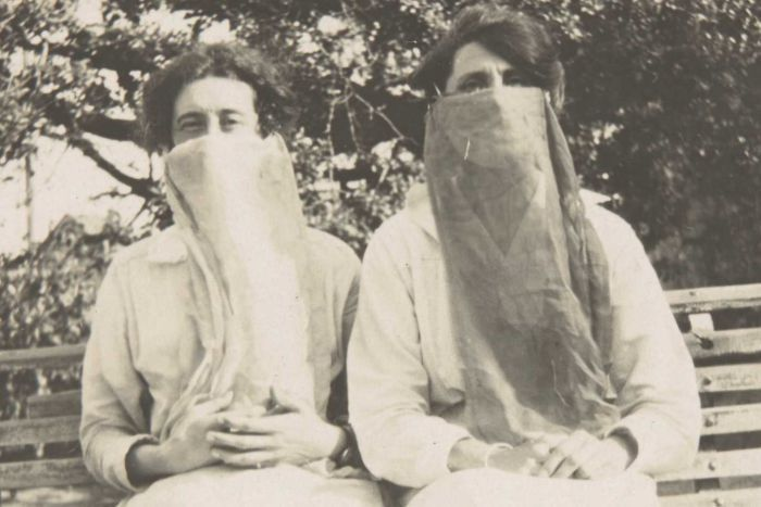Sp flu nurse masks