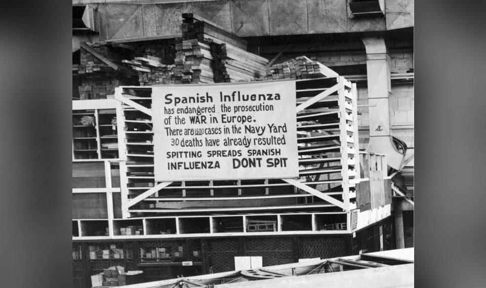Sp Flu sign